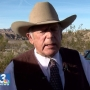 Cliven Bundy, father of Ammon, arrested at Portland International Airport